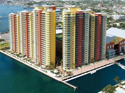 Photo of 2650 Lake Shore Drive #1501, Riviera Beach, FL 33404 (MLS # RX-10628078)
