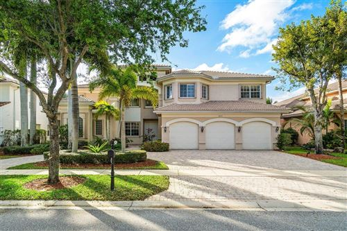 Photo of 10751 Canyon Bay Lane, Boynton Beach, FL 33473 (MLS # RX-10699078)