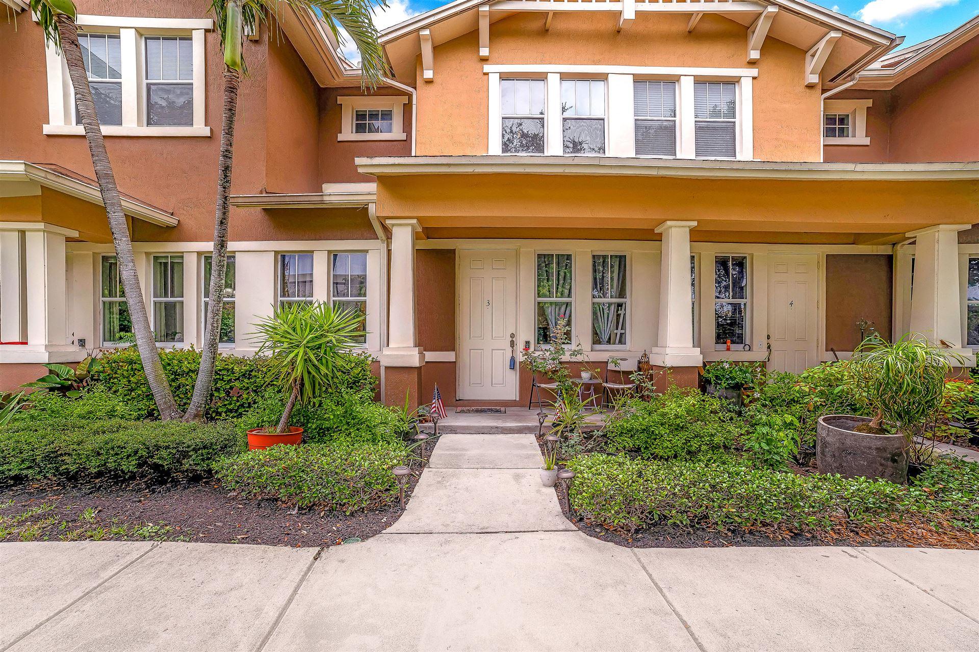 450 Amador Lane #3, West Palm Beach, FL 33401 - #: RX-10656078