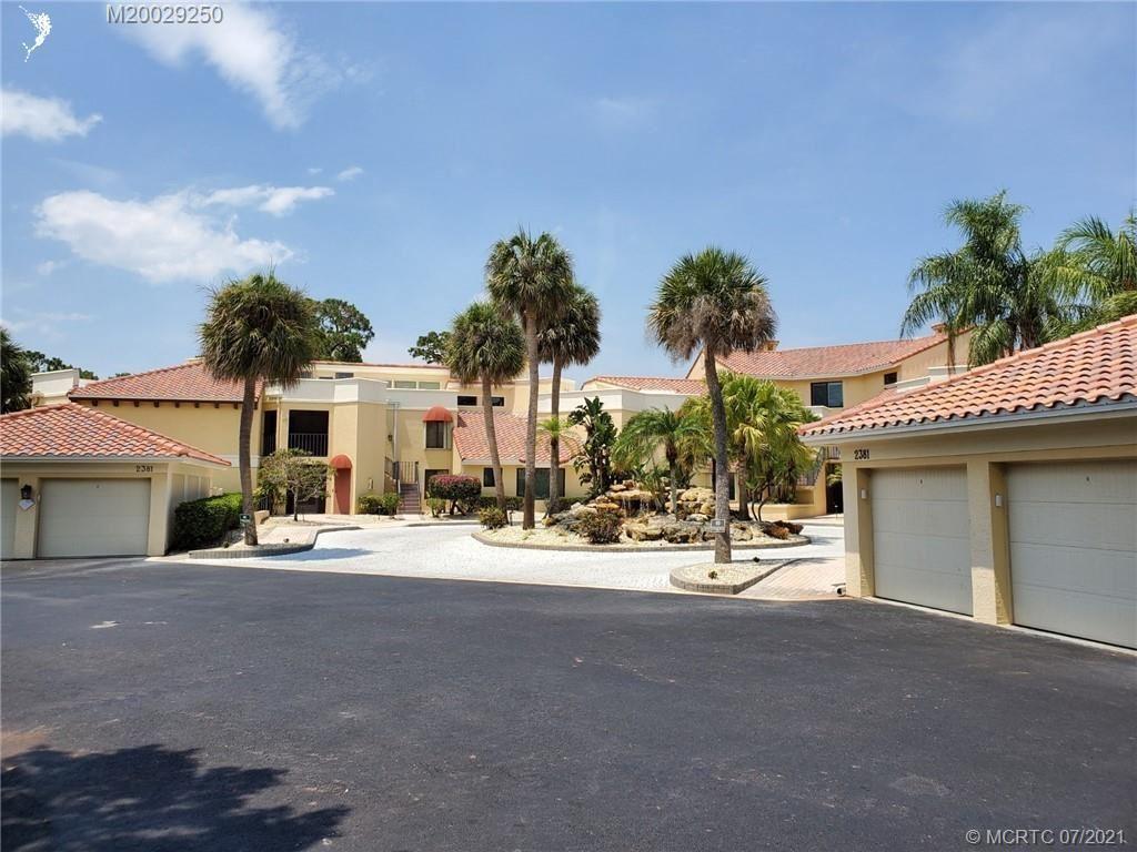2381 SW Carriage Hill Terrace #101, Palm City, FL 34990 - #: RX-10731078