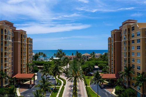 Photo of Listing MLS rx in 3606 S Ocean Boulevard #1001 Highland Beach FL 33487