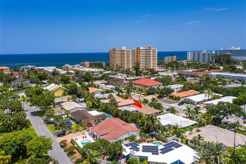 Photo of 3207 Marine Drive #A-B-C, Pompano Beach, FL 33062 (MLS # RX-10636079)