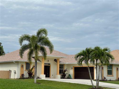 Photo of 2749 SE Eagle Drive, Port Saint Lucie, FL 34984 (MLS # RX-10725079)