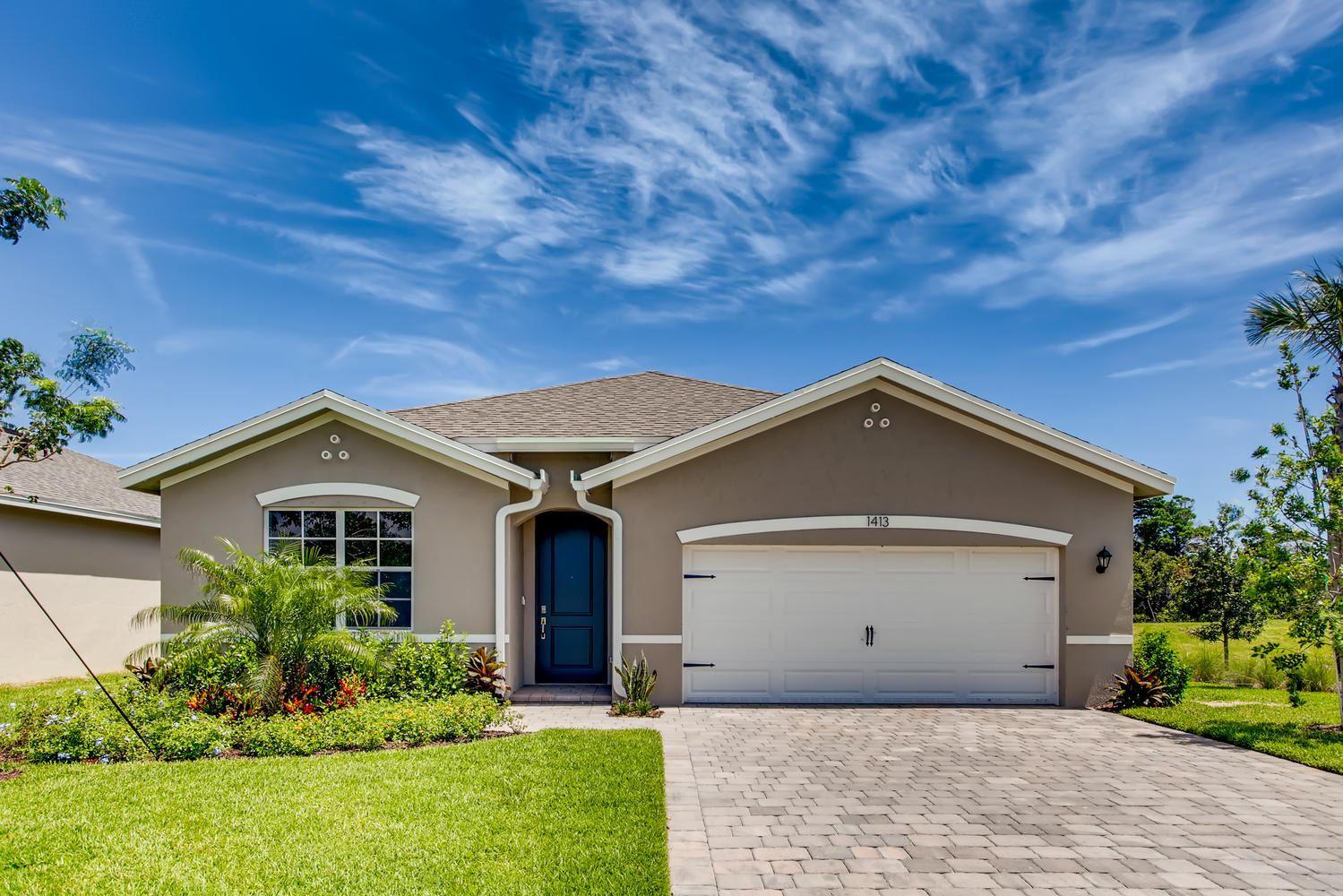 1413 NE White Pine Terrace, Jensen Beach, FL 34957 - #: RX-10639079