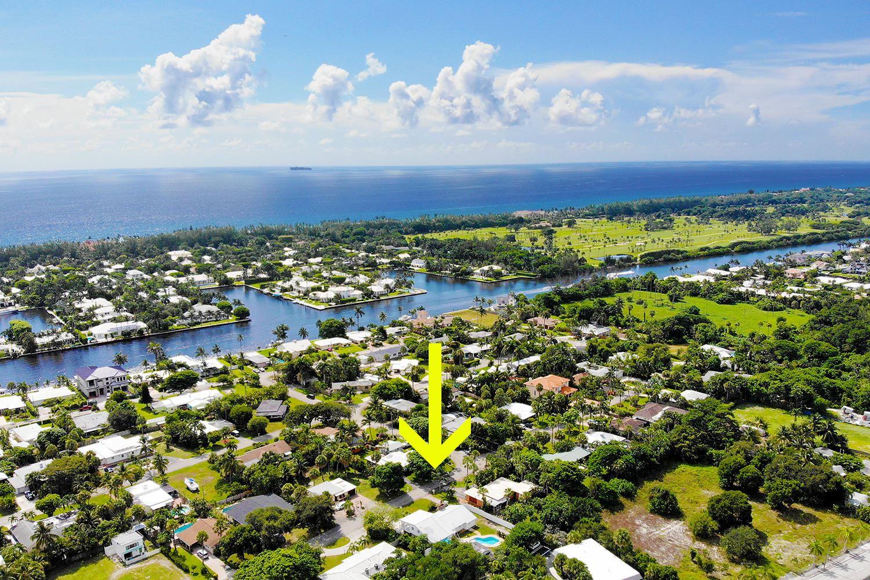 3206 Palm Drive, Delray Beach, FL 33483 - #: RX-10649079