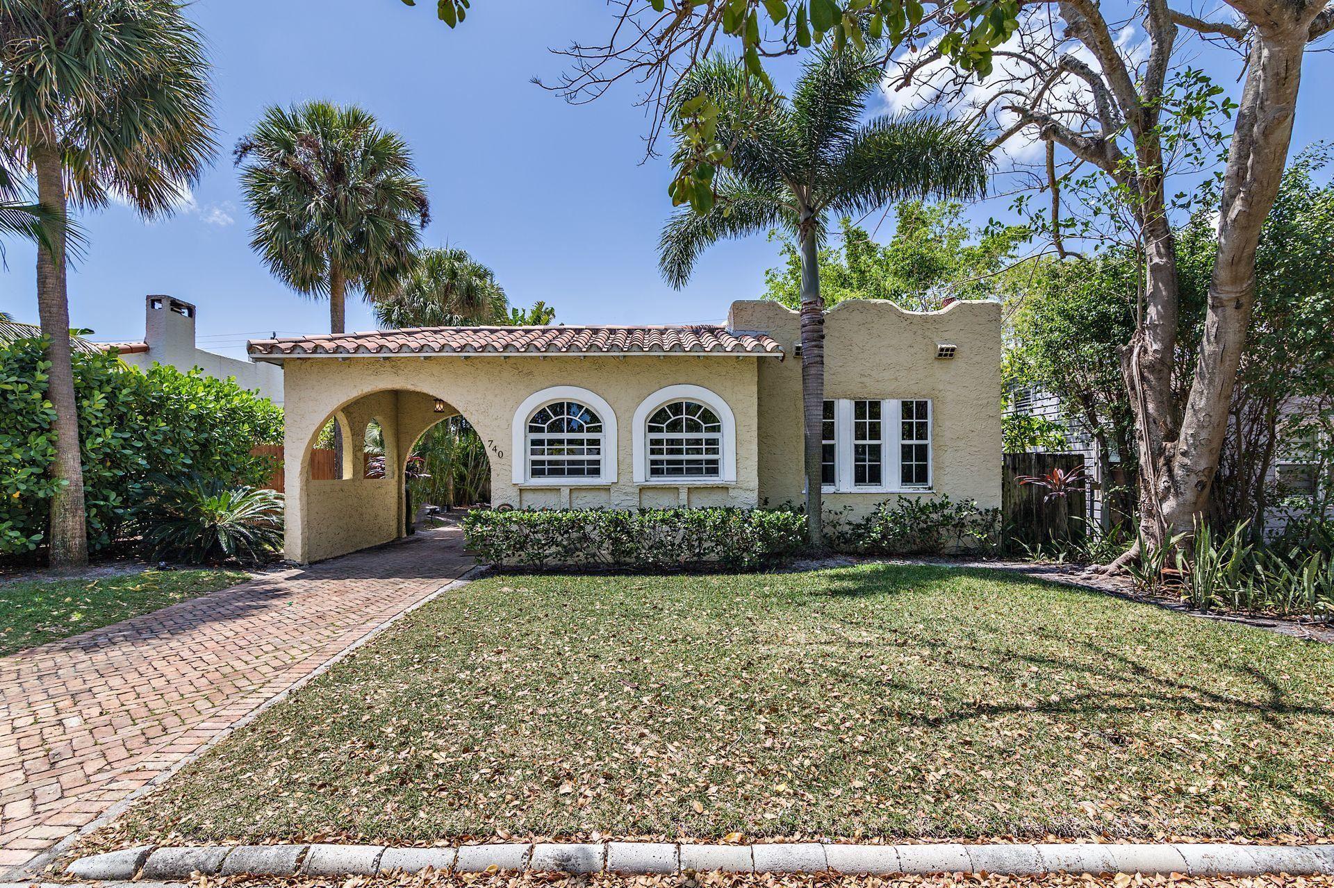 740 Avon Road, West Palm Beach, FL 33405 - MLS#: RX-10713079