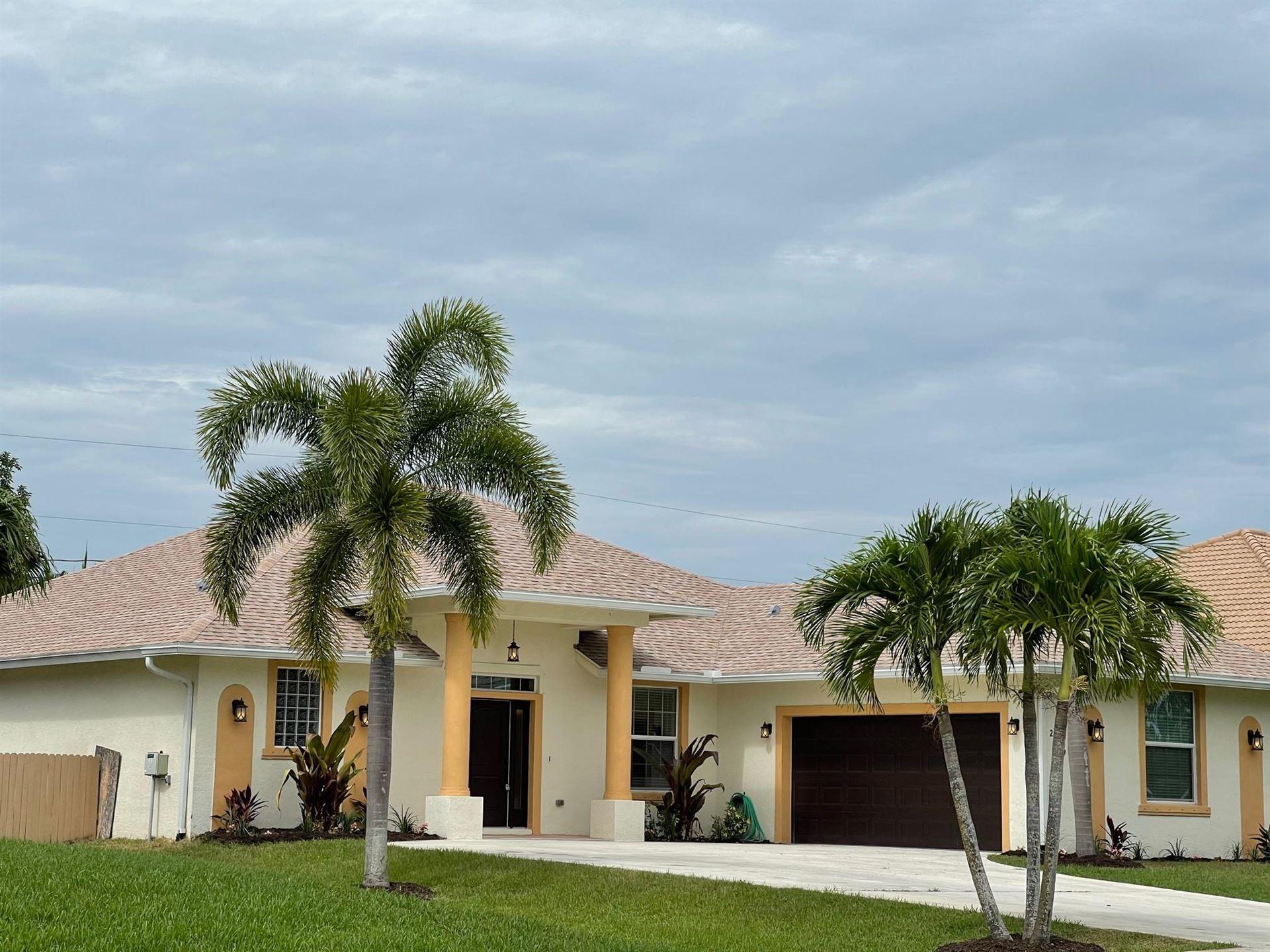 2749 SE Eagle Drive, Port Saint Lucie, FL 34984 - #: RX-10725079