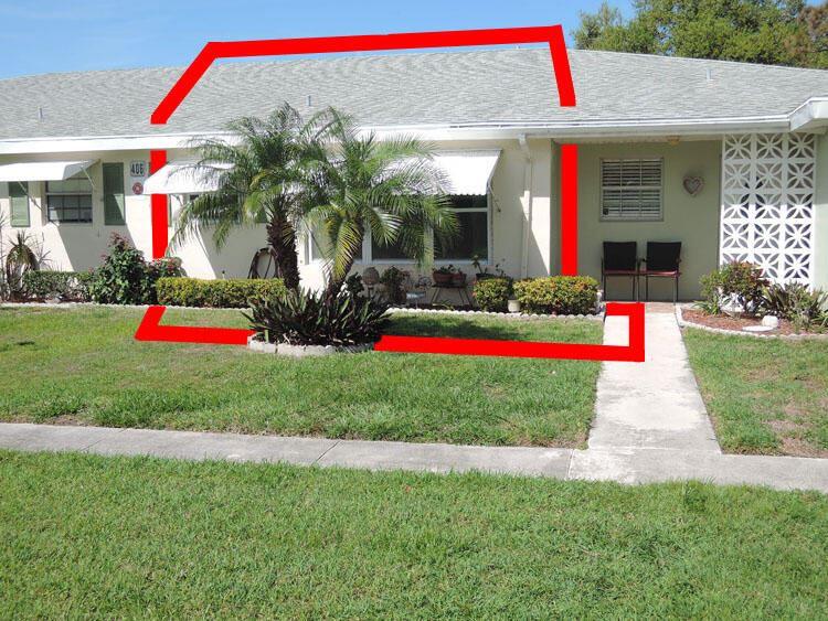 Photo of 406 Sandpiper Drive #Apt F(C), Fort Pierce, FL 34982 (MLS # RX-10698080)
