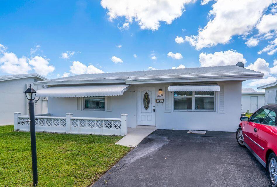 1000 SW 6th Avenue, Boynton Beach, FL 33426 - MLS#: RX-10747080