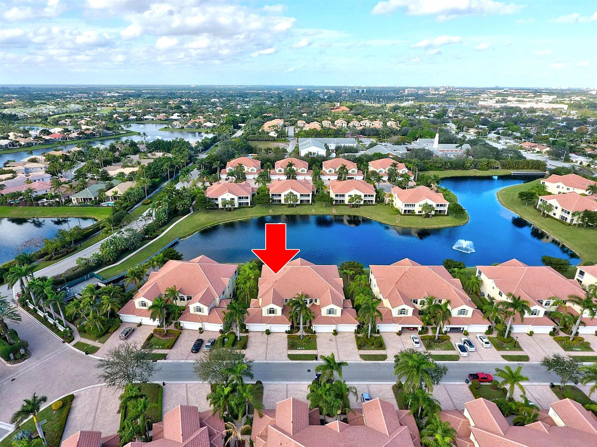 Photo of 113 Palm Bay Drive #C, Palm Beach Gardens, FL 33418 (MLS # RX-10603081)
