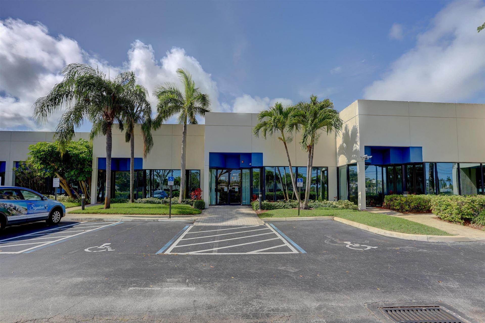 Photo of 901 Clint Moore Road #C, Boca Raton, FL 33487 (MLS # RX-10629081)