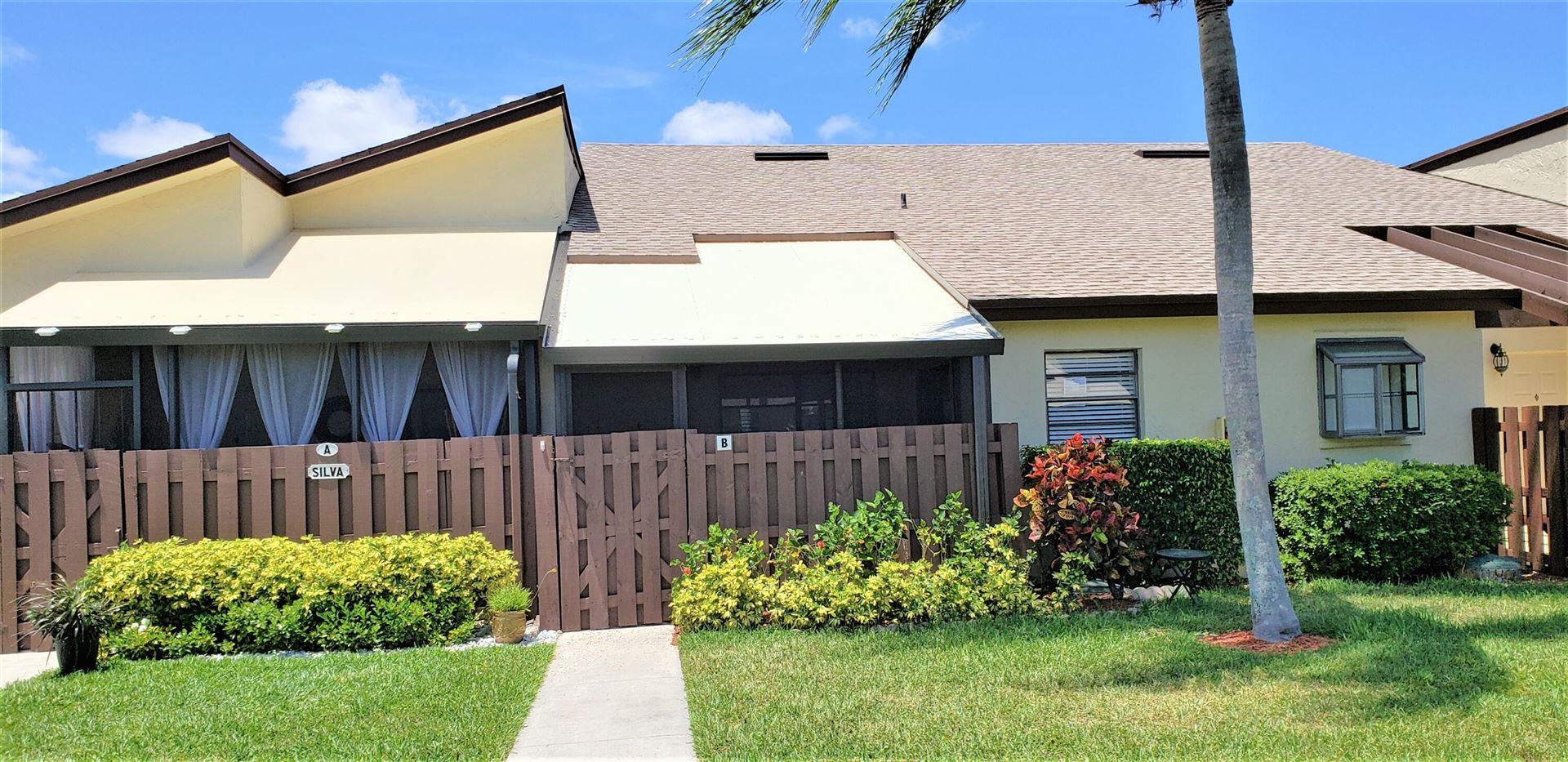 5081 Nesting Way #B, Delray Beach, FL 33484 - MLS#: RX-10719081