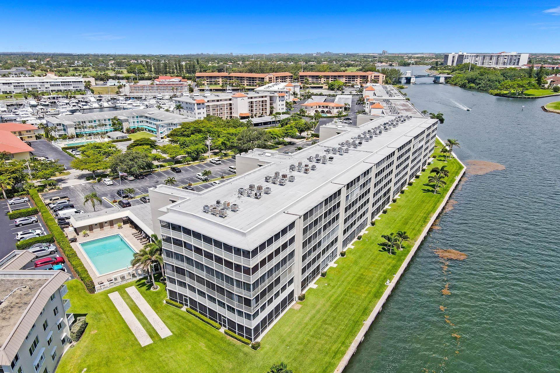 Photo of 44 Yacht Club Drive #314, North Palm Beach, FL 33408 (MLS # RX-10724081)
