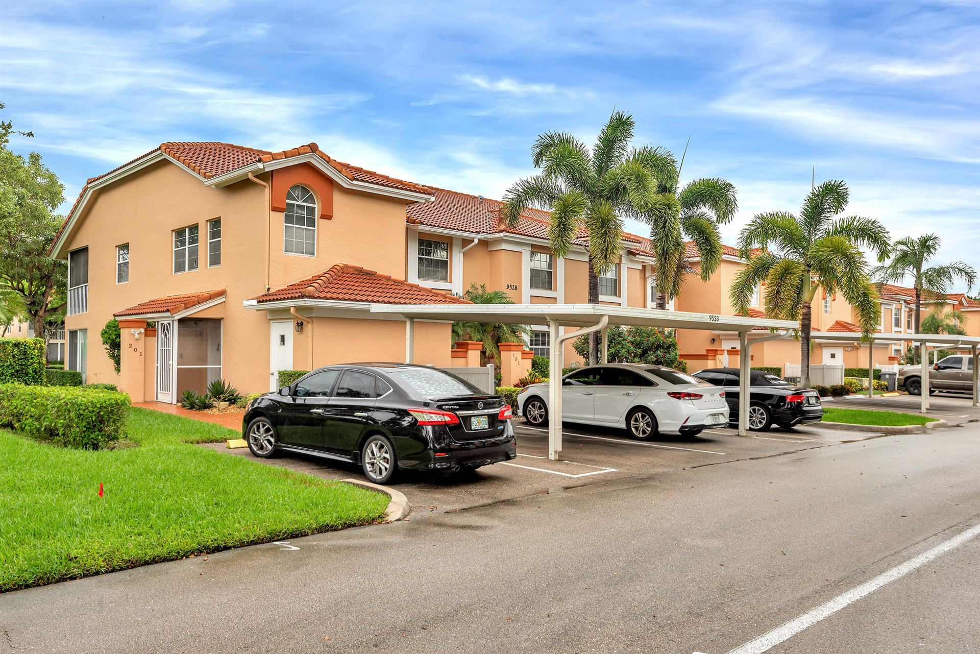 9528 Shadybrook Drive #201, Boynton Beach, FL 33437 - #: RX-10626082