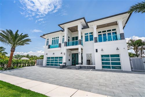 Photo of 713 Waterway Drive, North Palm Beach, FL 33408 (MLS # RX-10679083)