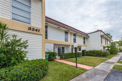 Photo of 3341 Raleigh Street #2f, Hollywood, FL 33021 (MLS # RX-10710083)
