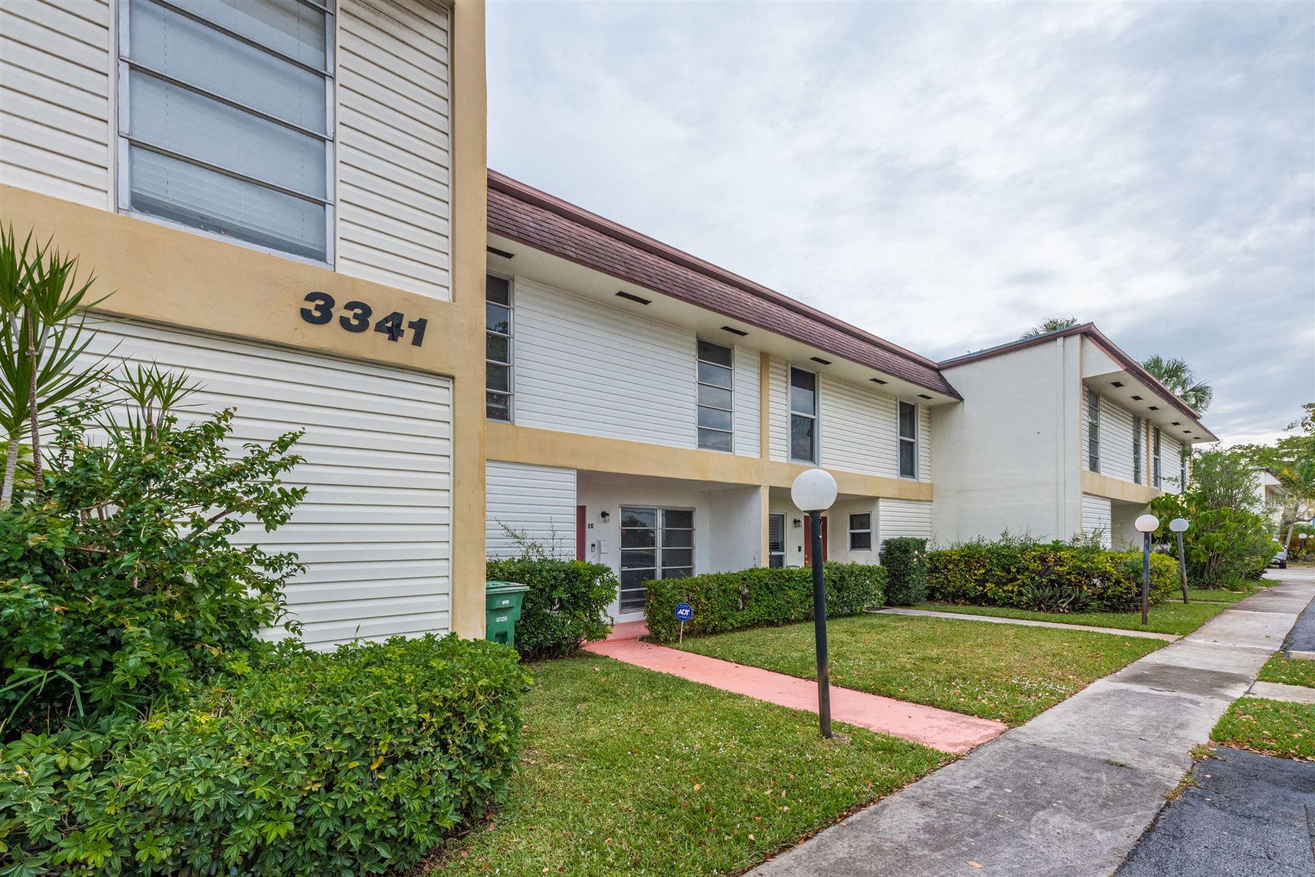 3341 Raleigh Street #2f, Hollywood, FL 33021 - MLS#: RX-10710083