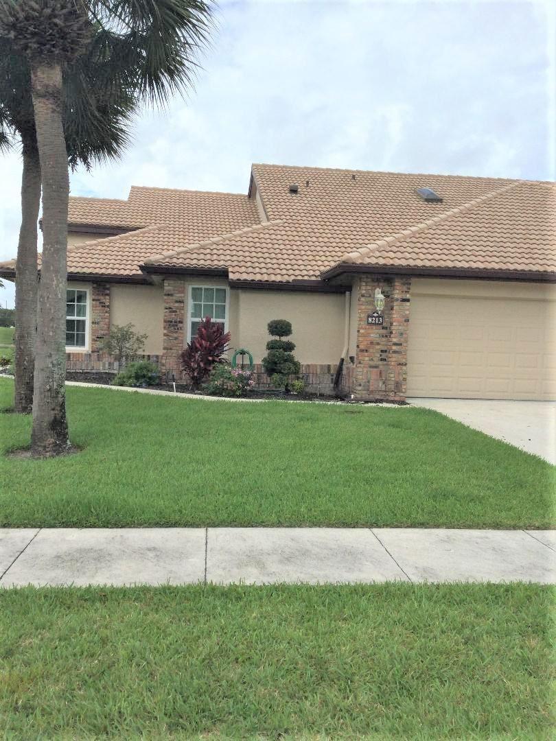 8213 Cassia Drive, Boynton Beach, FL 33472 - #: RX-10721083