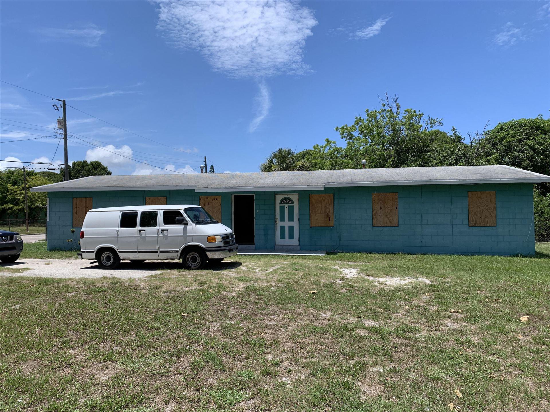 516 N 22nd Street, Fort Pierce, FL 34950 - MLS#: RX-10723083