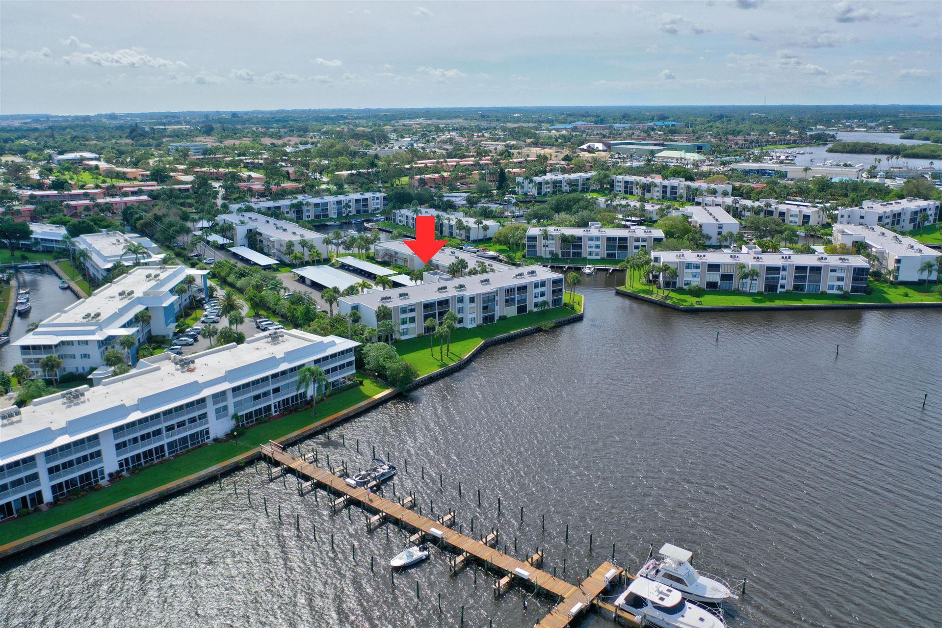 1950 SW Palm City Road #88306, Stuart, FL 34994 - #: RX-10618084