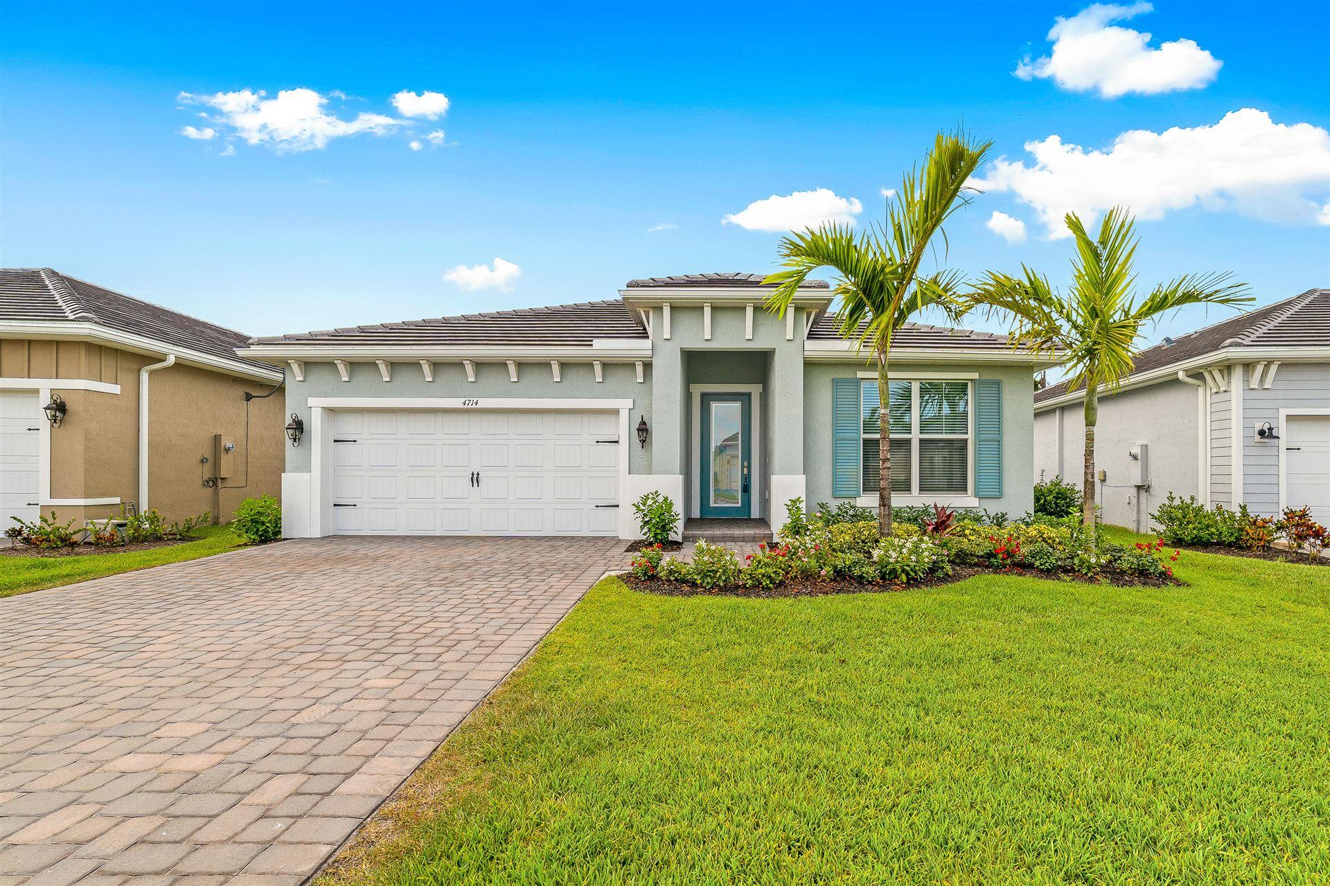 4714 SW Briarwood Court, Stuart, FL 34997 - #: RX-10635084