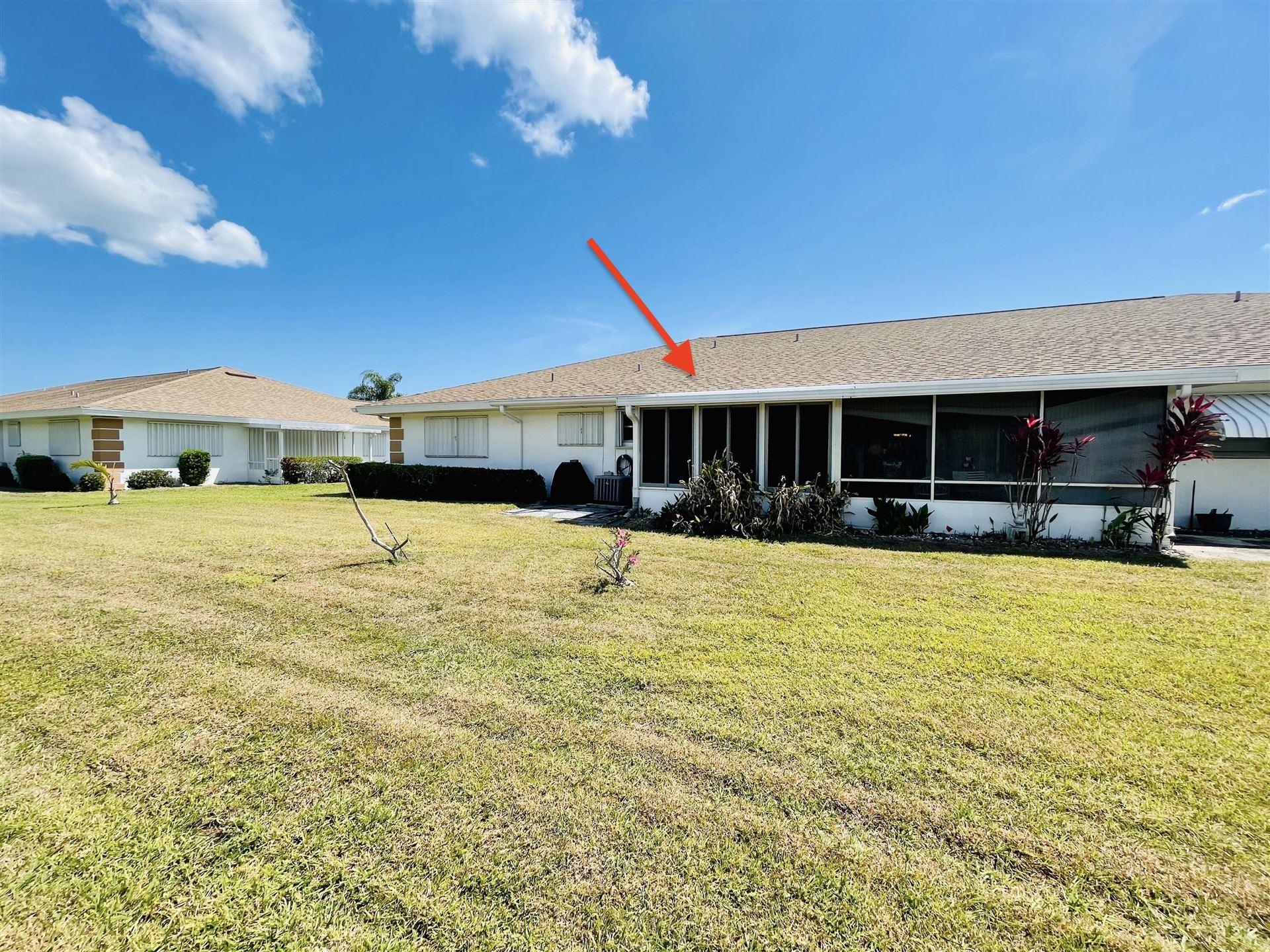 123 Lakes End Drive #Unit C, Fort Pierce, FL 34982 - MLS#: RX-10706084