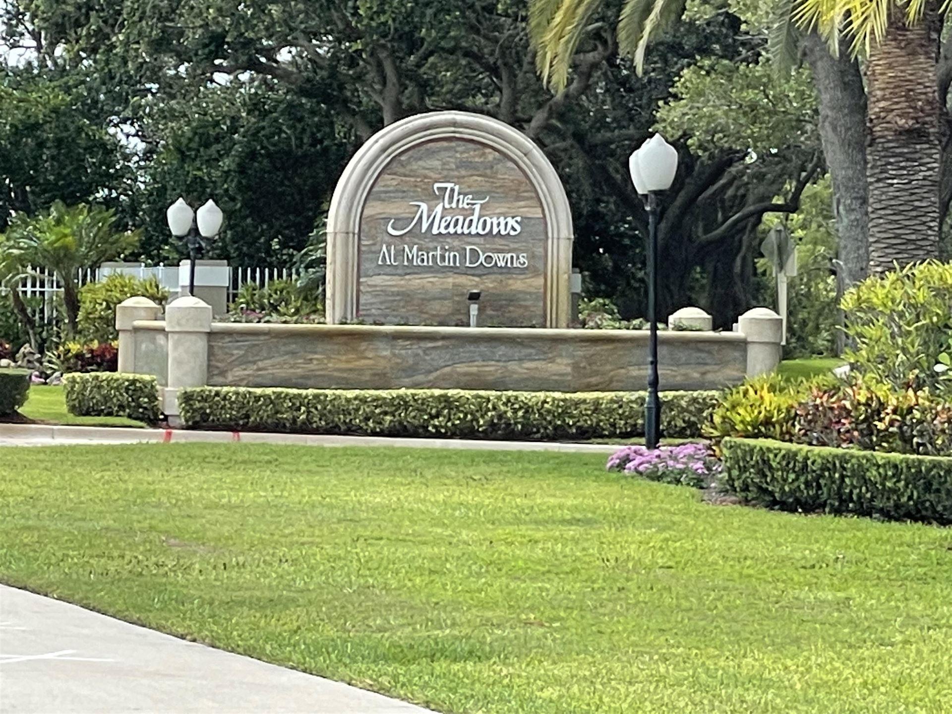 1651 SW Waterfall Boulevard, Palm City, FL 34990 - #: RX-10723084