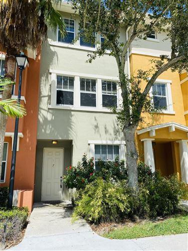 Photo of 833 Millbrae Court #7, West Palm Beach, FL 33401 (MLS # RX-10686085)