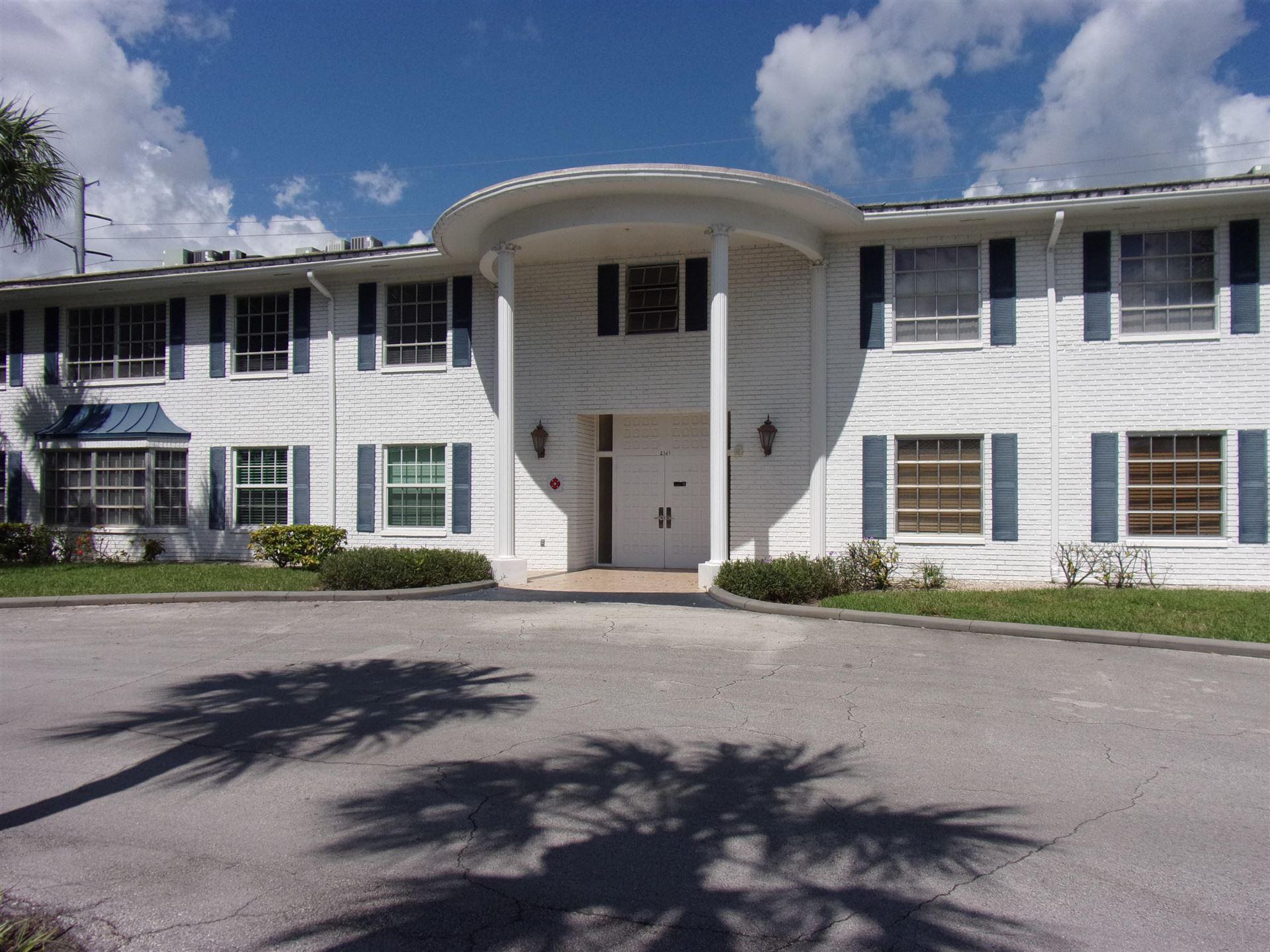 2161 NE 68th Street #306, Fort Lauderdale, FL 33308 - MLS#: RX-10677085