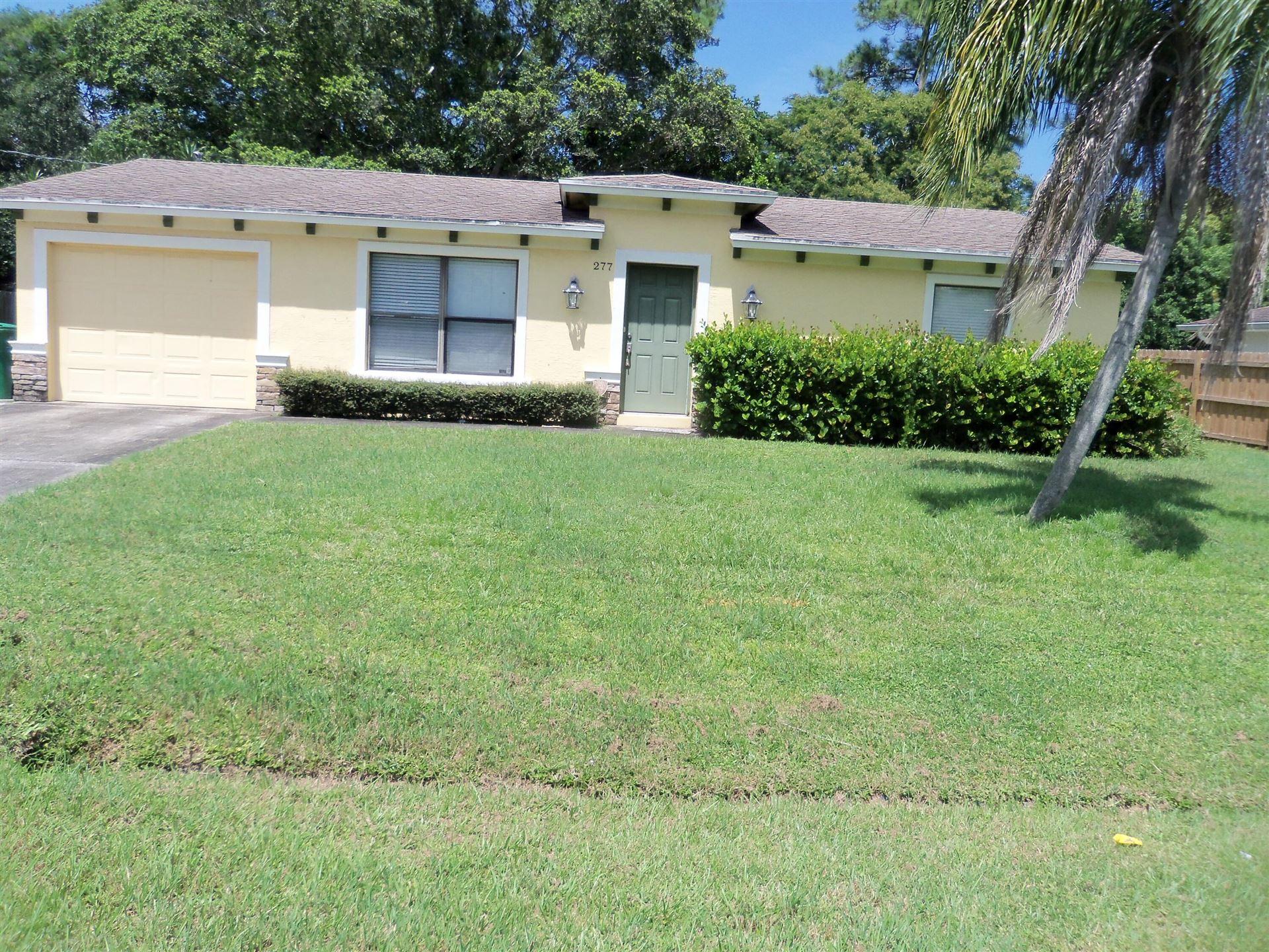 277 SE Verada Avenue, Port Saint Lucie, FL 34983 - MLS#: RX-10744085