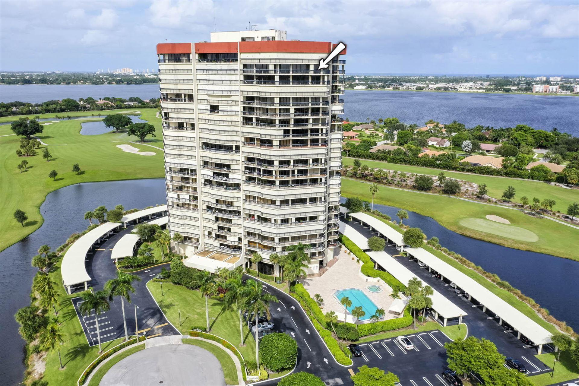 1900 Consulate Place #2104, West Palm Beach, FL 33401 - MLS#: RX-10750085