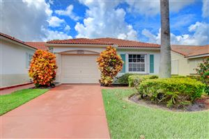 Photo of 6080 Floral Lakes Drive, Delray Beach, FL 33484 (MLS # RX-10539086)
