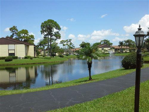 Photo of 203 Pine Hov Circle #B-1, Greenacres, FL 33463 (MLS # RX-10636086)