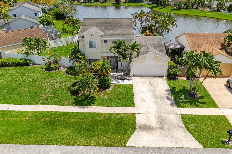 9868 Robins Nest Road, Boca Raton, FL 33496 - #: RX-10633086