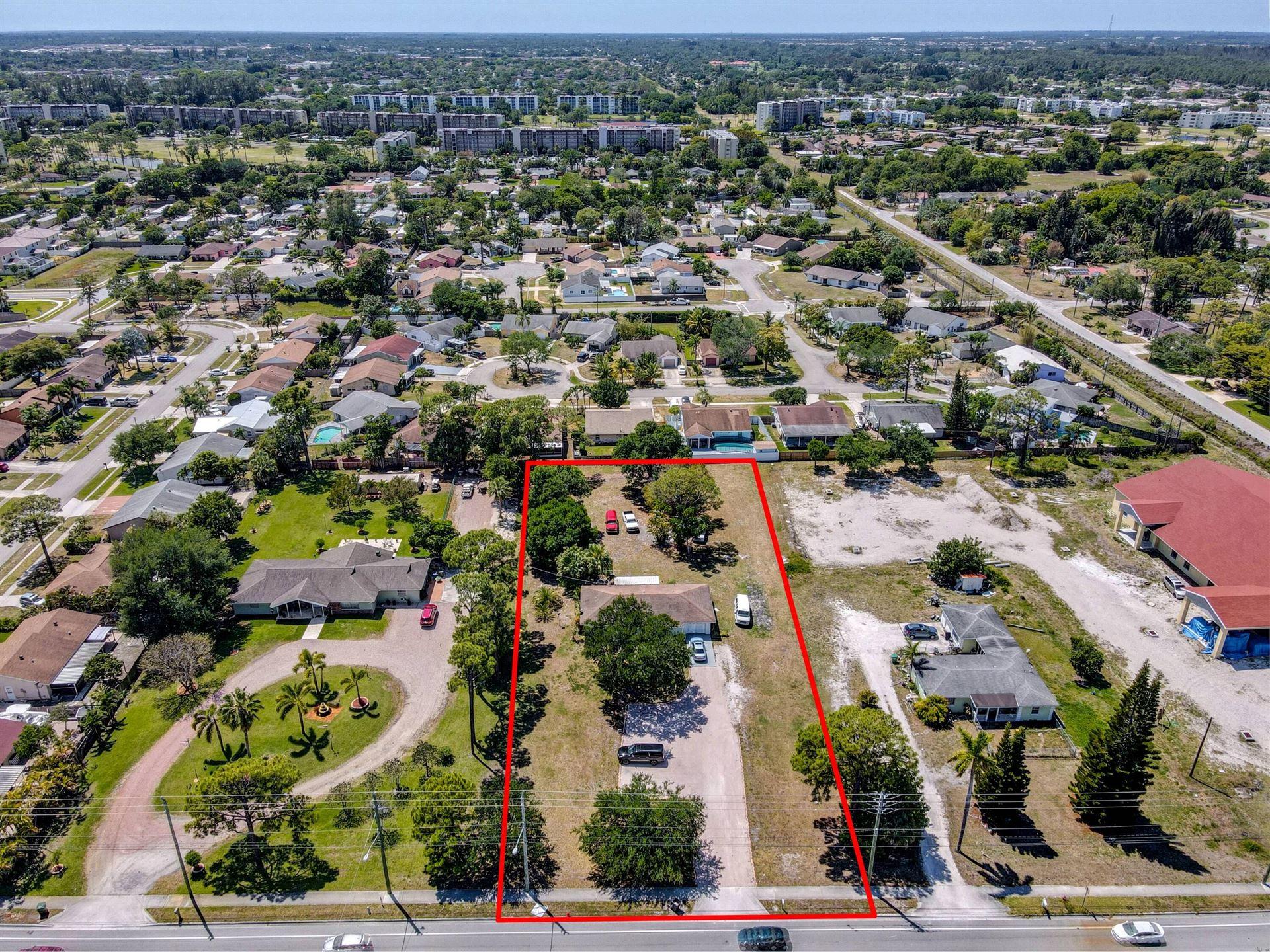 3581 S Jog Road, Greenacres, FL 33467 - MLS#: RX-10710086