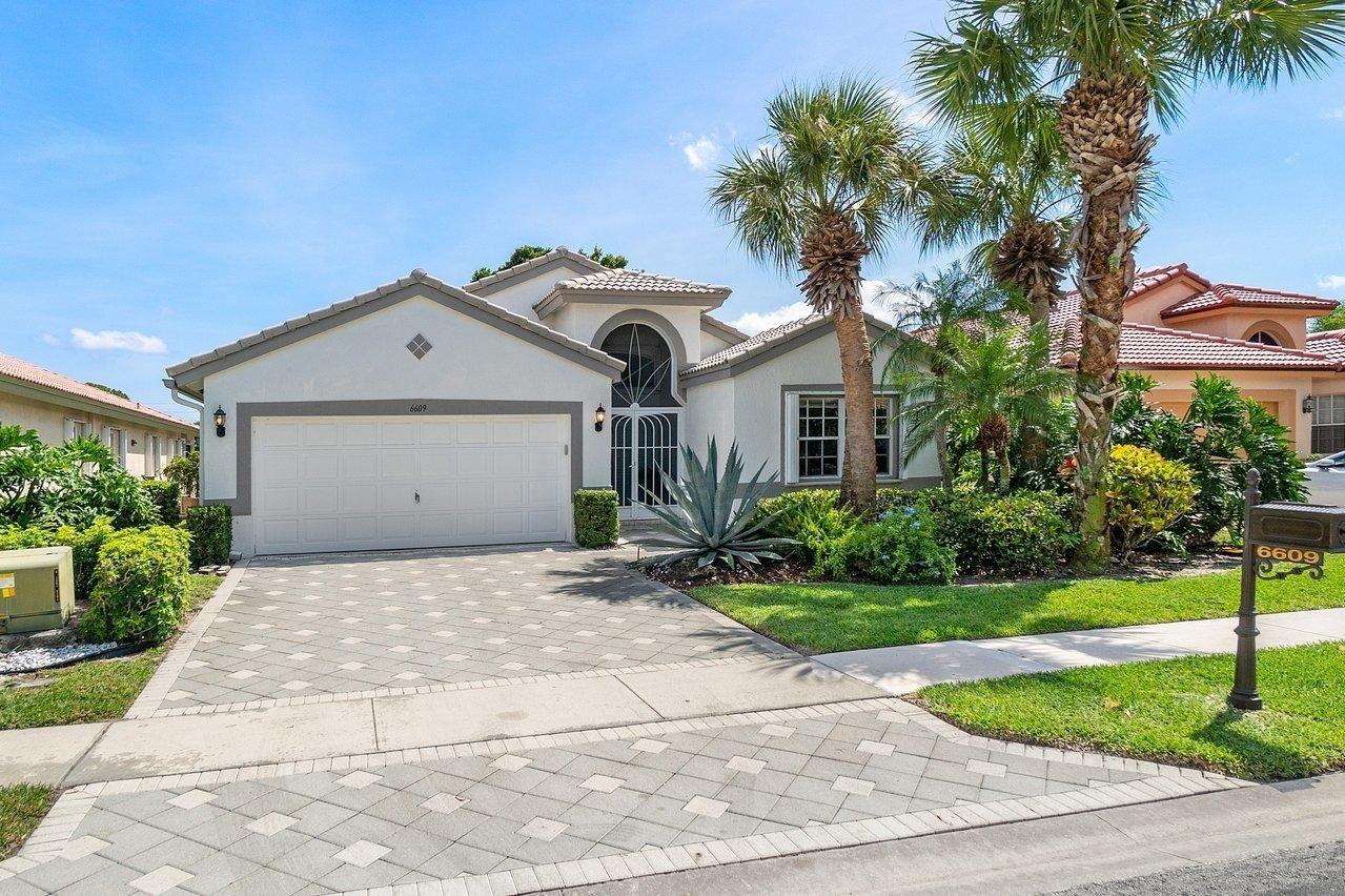 6609 Sun River Road, Boynton Beach, FL 33437 - MLS#: RX-10713086