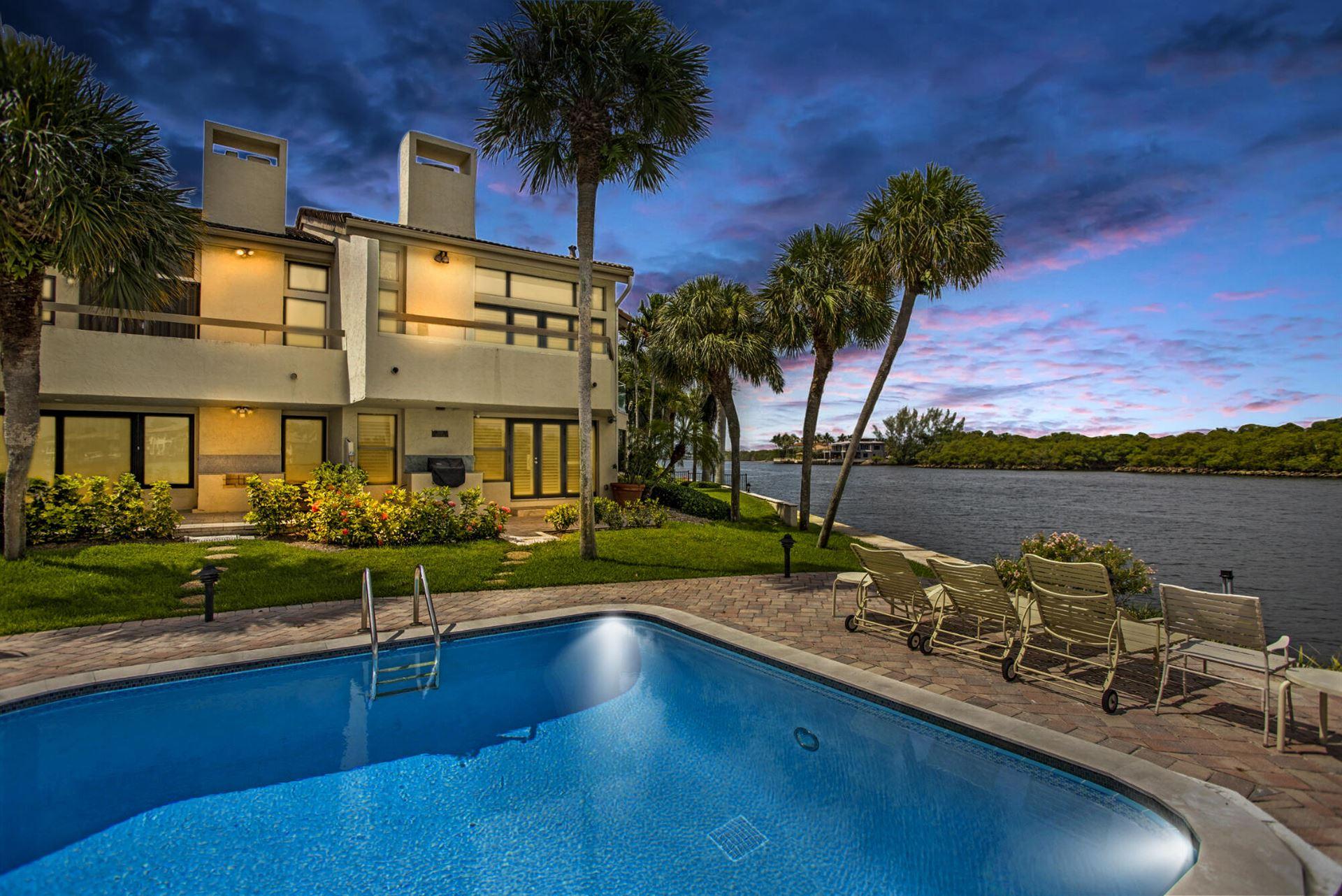 1001 Bel Air Drive #7, Highland Beach, FL 33487 - MLS#: RX-10734086