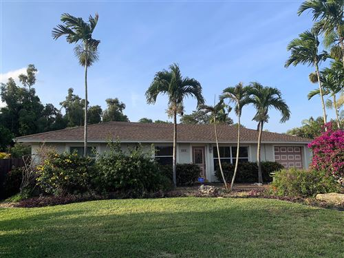 Photo of Listing MLS rx in 2841 Floral Road Lantana FL 33462
