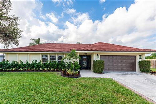 Photo of 12171 Captains Landing(s), North Palm Beach, FL 33408 (MLS # RX-10675087)