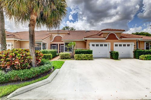 Photo of 9892 Summerbrook Terrace #C, Boynton Beach, FL 33437 (MLS # RX-10735087)