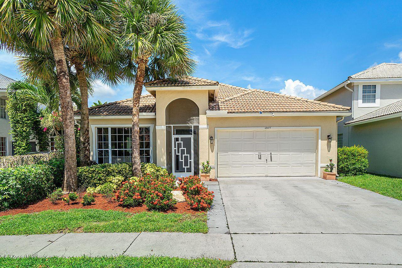 18477 Old Princeton Lane, Boca Raton, FL 33498 - #: RX-10633087