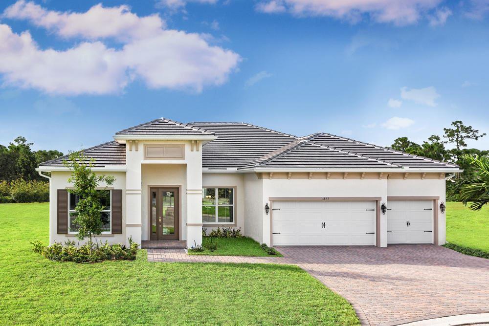 Photo of 4983 SW Winchester Drive, Stuart, FL 34997 (MLS # RX-10646087)