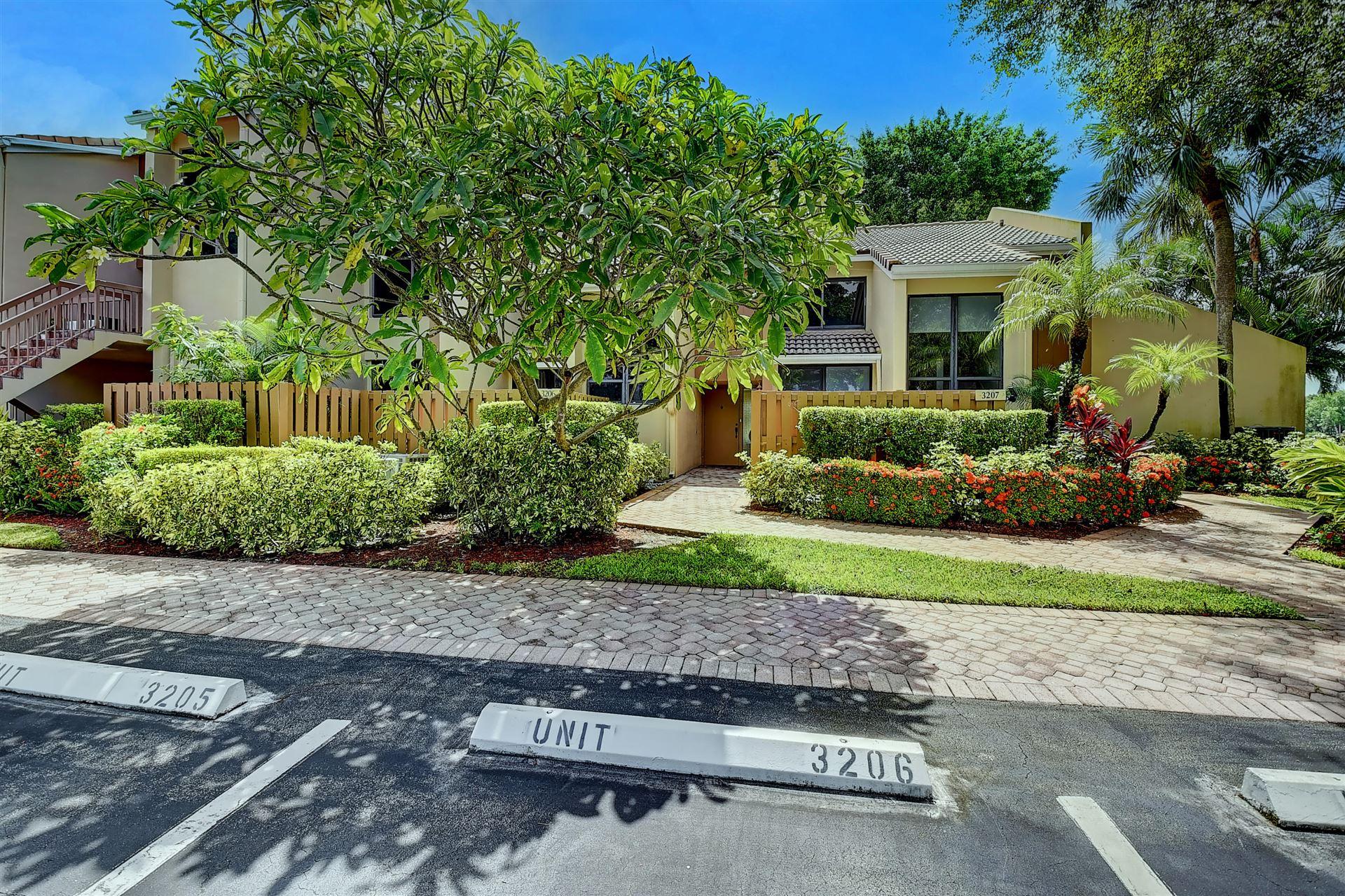 3206 Bridgewood Drive, Boca Raton, FL 33434 - MLS#: RX-10733087