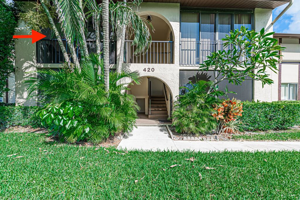 420 Pine Glen Lane #C-2, Greenacres, FL 33463 - MLS#: RX-10740087