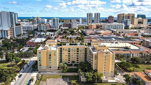 Photo of 403 S Sapodilla Avenue #702, West Palm Beach, FL 33401 (MLS # RX-10584088)