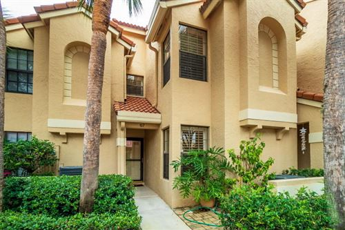 Photo of 2320 Treasure Isle Drive #A67 + Dock25, Palm Beach Gardens, FL 33410 (MLS # RX-10628088)