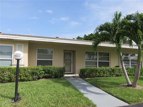 Photo of 20838 Sedgewick Drive, Boca Raton, FL 33433 (MLS # RX-10638088)