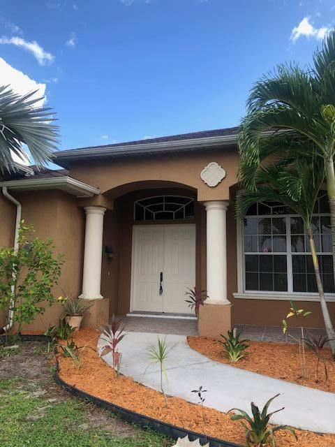242 SW Elderberry Drive, Port Saint Lucie, FL 34953 - #: RX-10654088