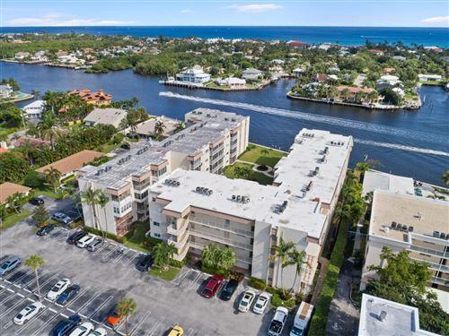 Photo of 650 Snug Harbor Drive #G205, Boynton Beach, FL 33435 (MLS # RX-10675089)