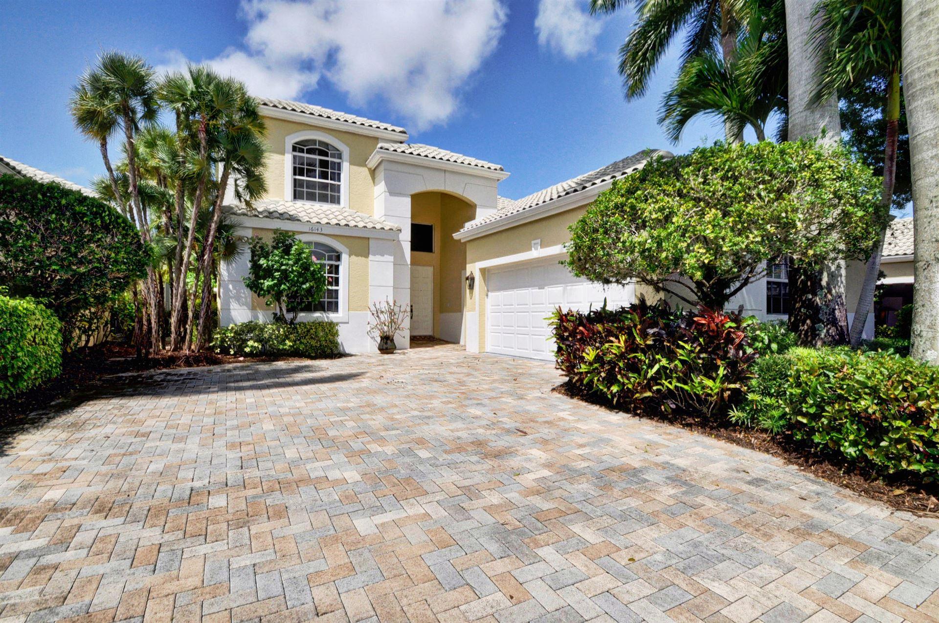 16143 Villa Vizcaya Place, Delray Beach, FL 33446 - #: RX-10557089